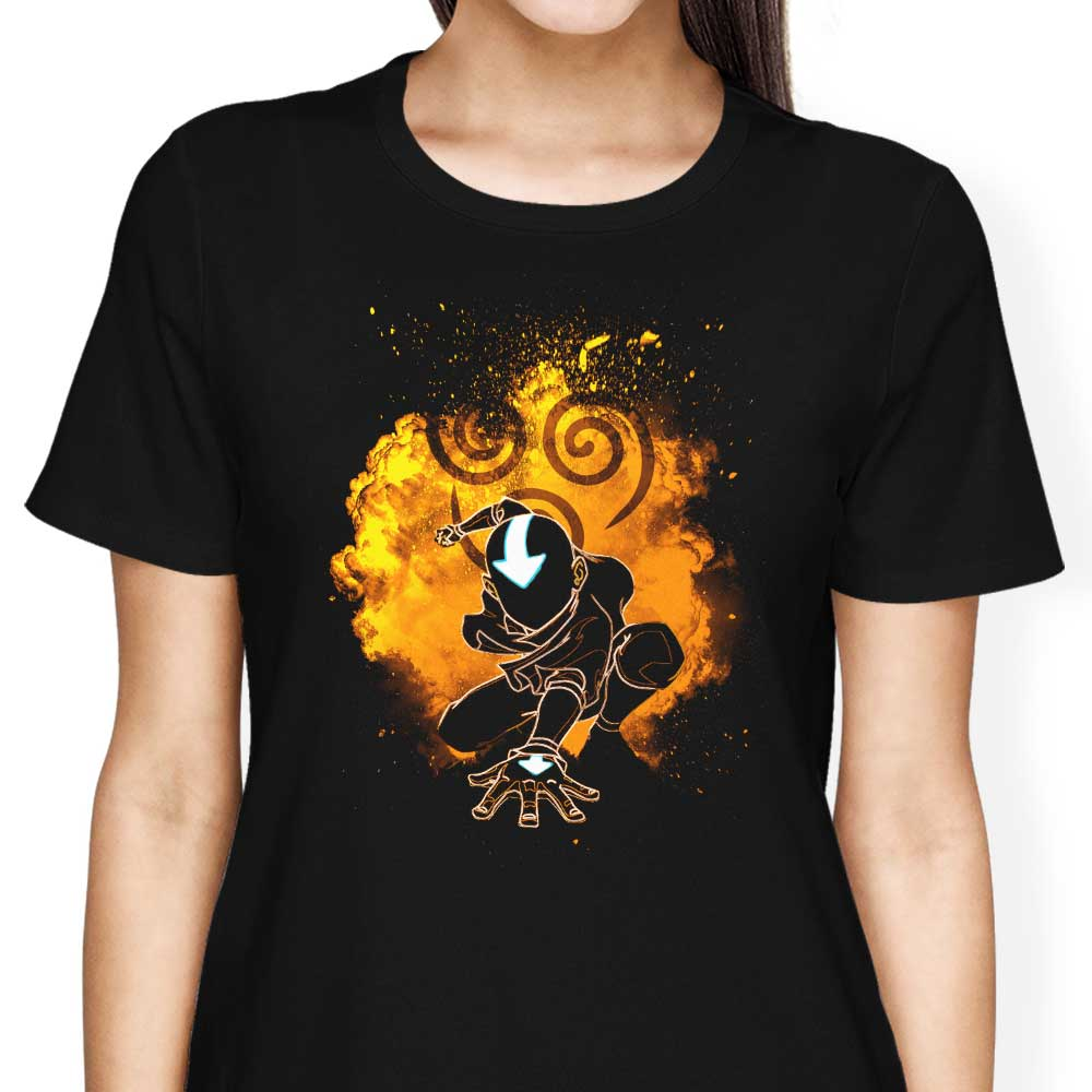 Soul of Aang - Women's Apparel