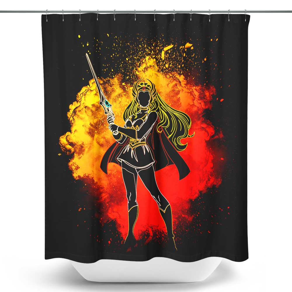 Soul of Adora - Shower Curtain