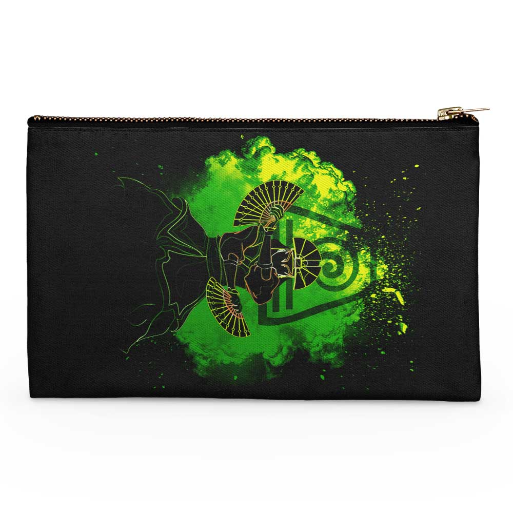 Soul of Kyoshi - Accessory Pouch