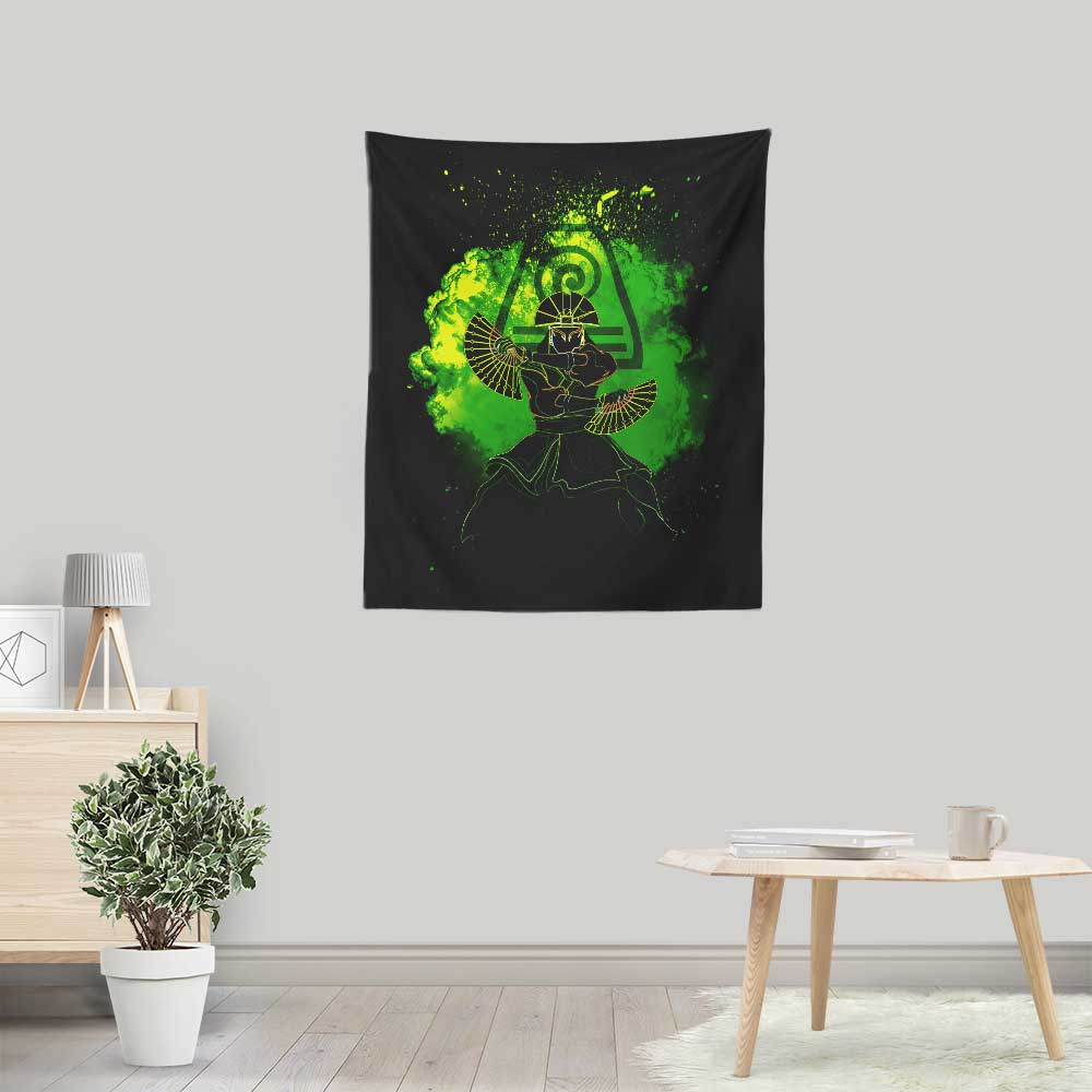 Soul of Kyoshi - Wall Tapestry