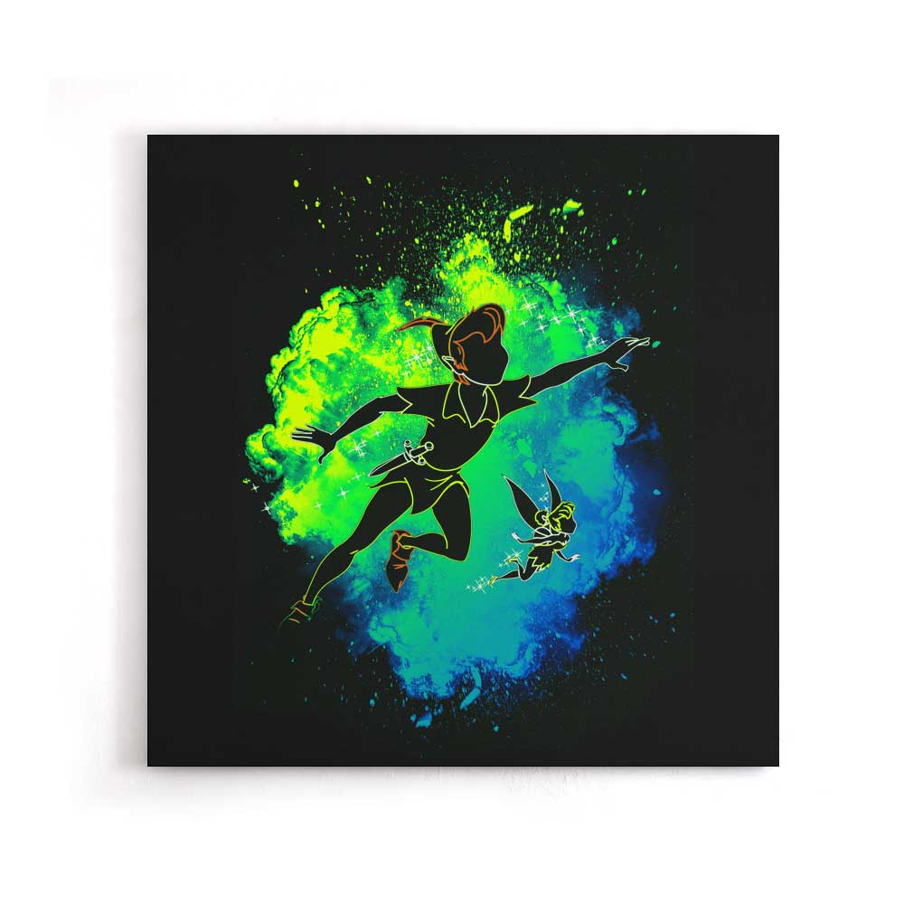 Soul of Neverland - Canvas Print