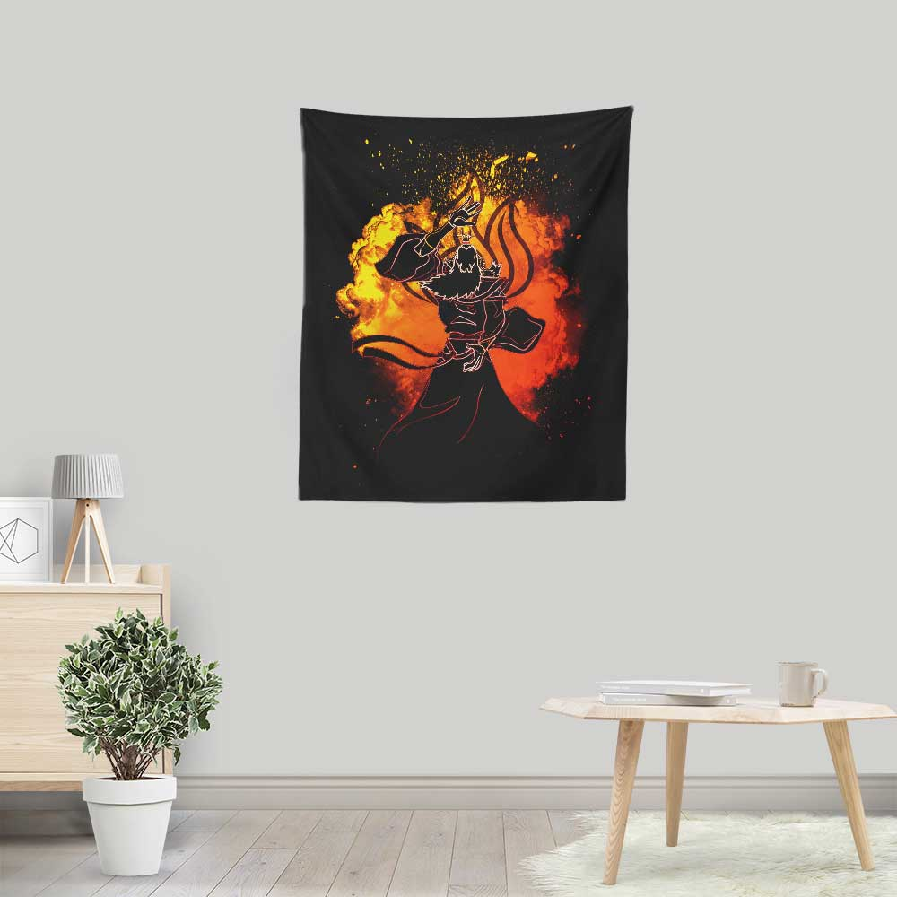 Soul of Roku - Wall Tapestry
