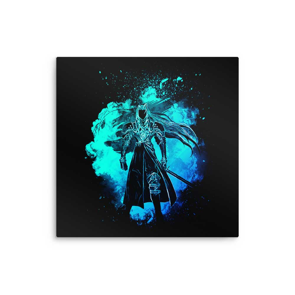 Soul of Supernova - Metal Print