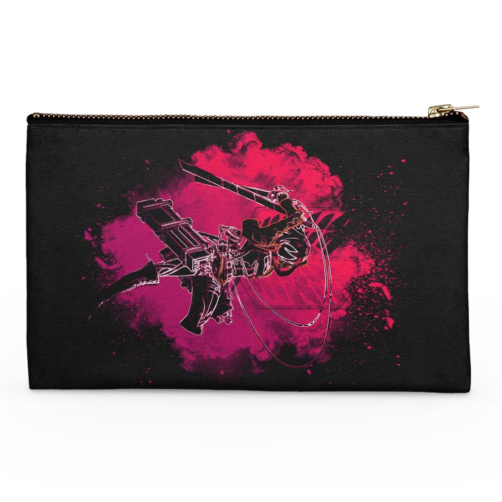 Soul of the Ackerman Clan - Accessory Pouch