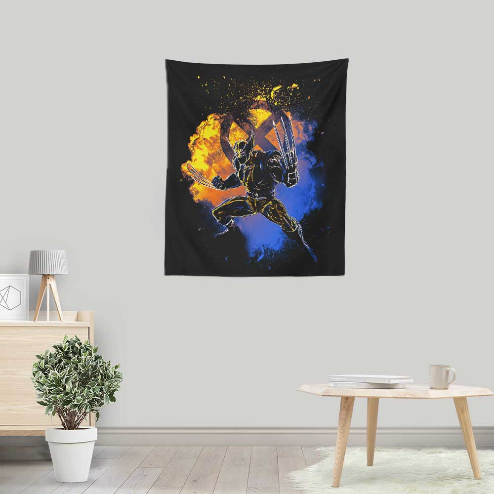 Soul of the Adamantium - Wall Tapestry