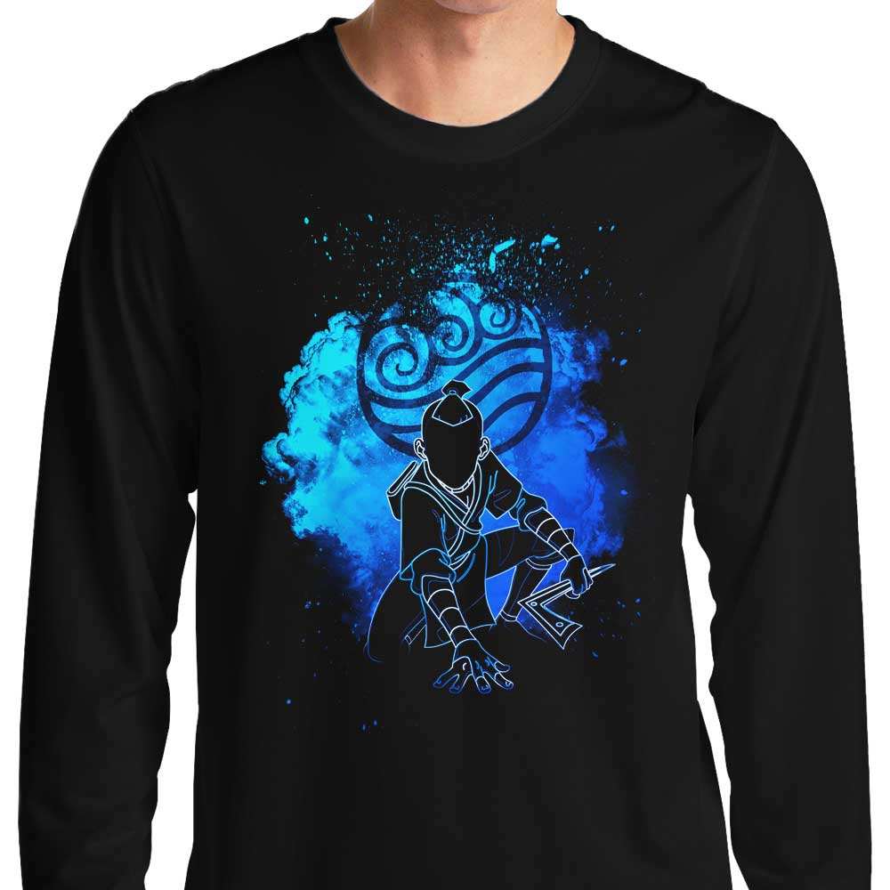Soul of the Boomerang - Long Sleeve T-Shirt