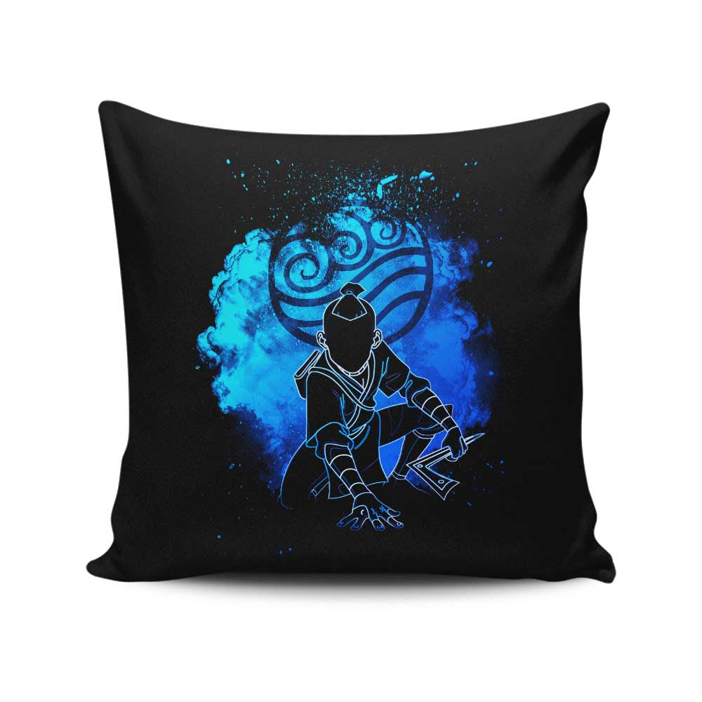 Soul of the Boomerang - Throw Pillow