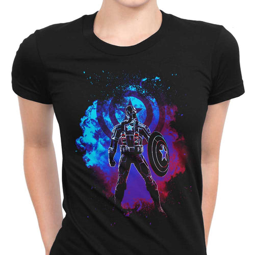 Soul of the Captain - Women's Apparel