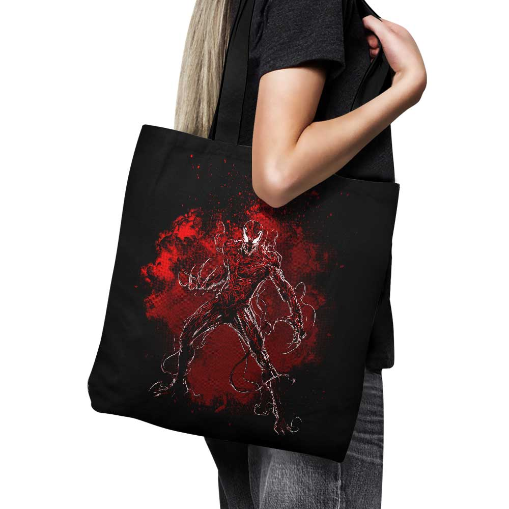 Soul of the Carnage - Tote Bag