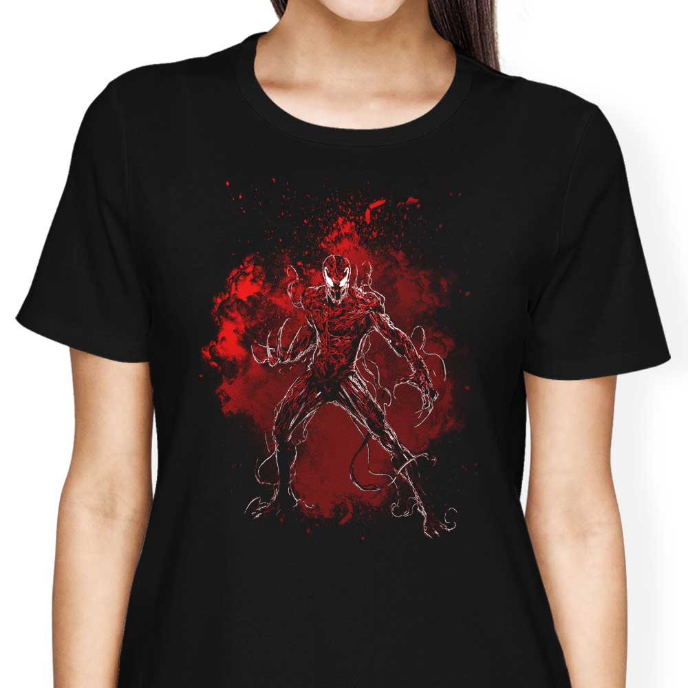 Soul of the Carnage - Women's Apparel