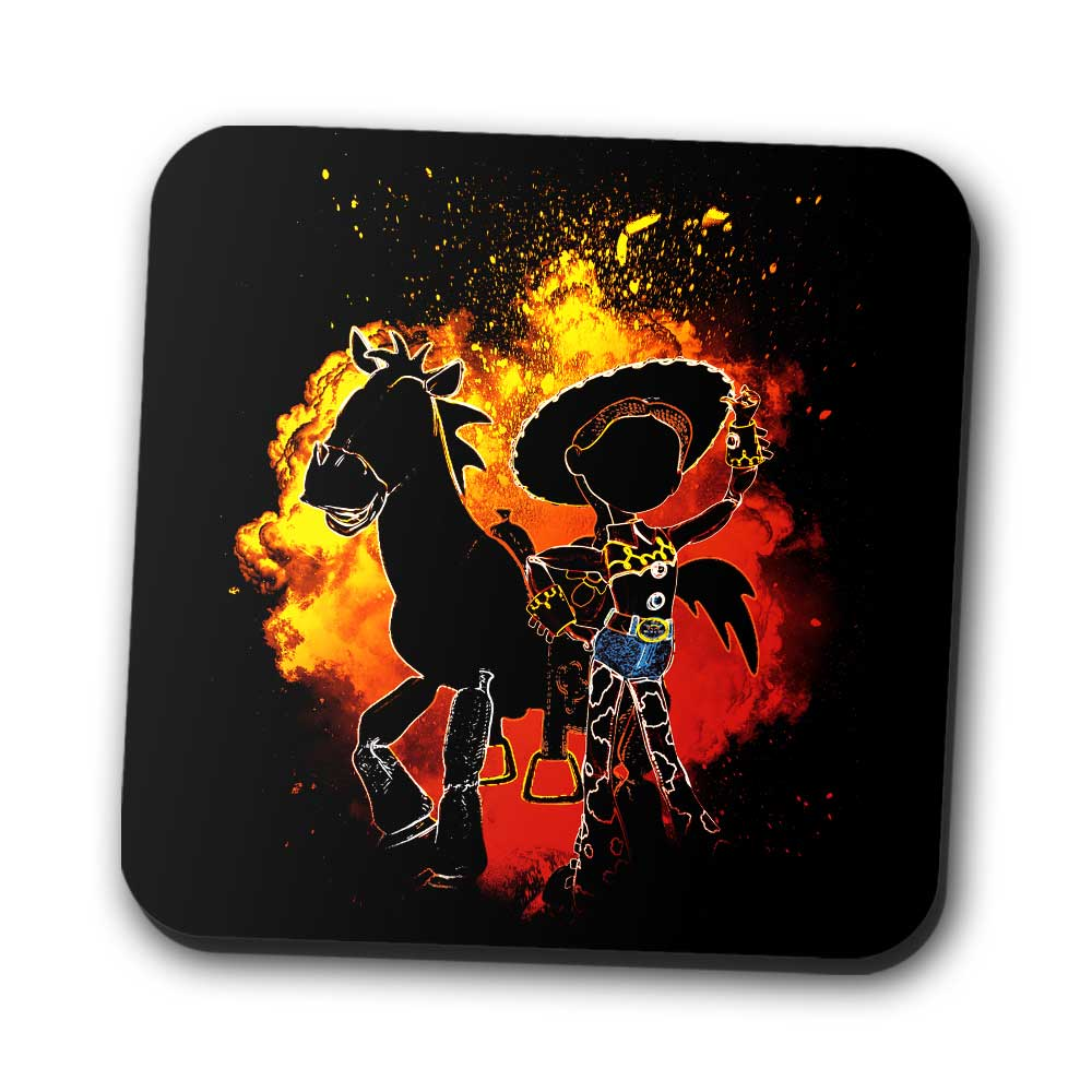 Soul of the Cowgirl - Coasters