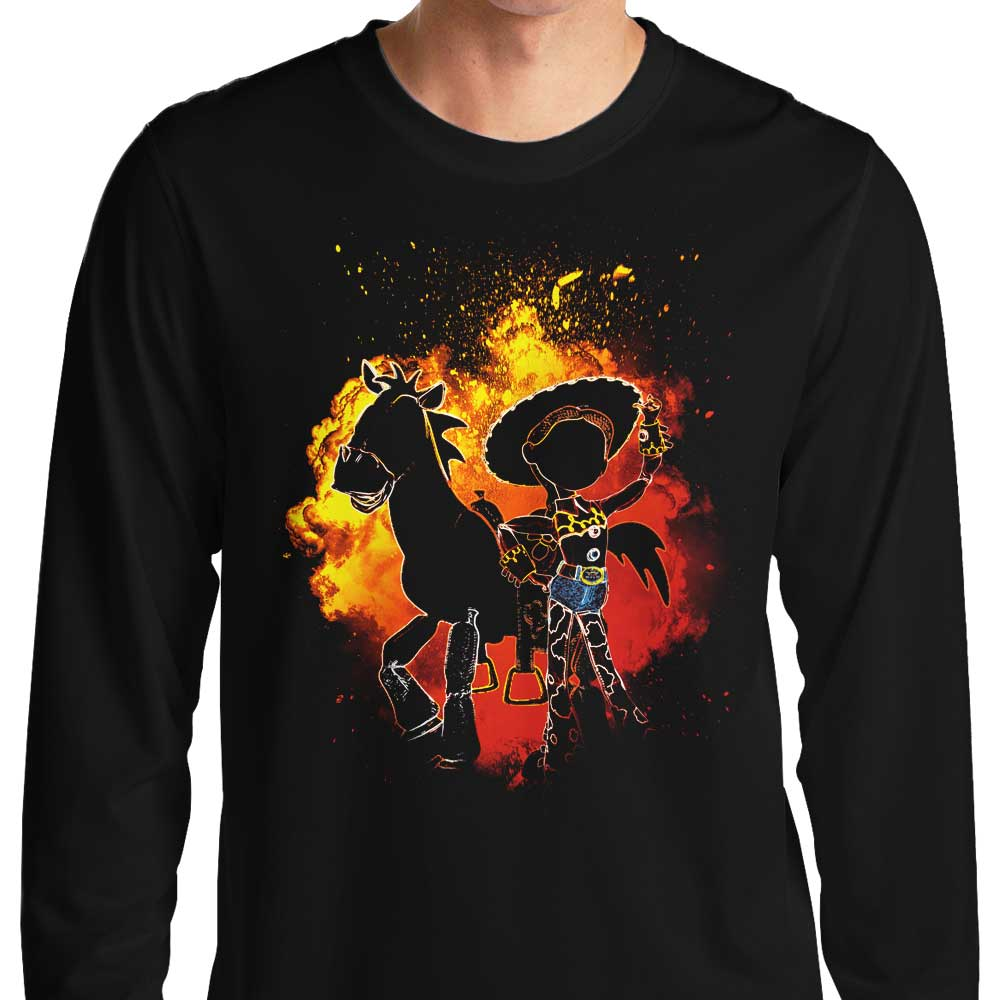 Soul of the Cowgirl - Long Sleeve T-Shirt