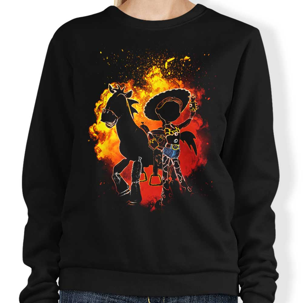 Soul of the Cowgirl - Sweatshirt