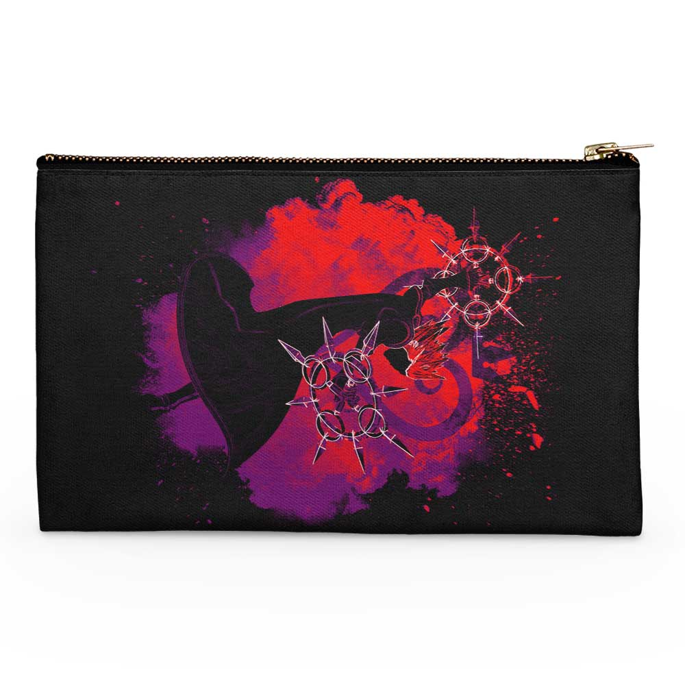 Soul of the Dancing Flames - Accessory Pouch