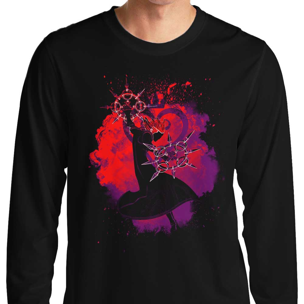 Soul of the Dancing Flames - Long Sleeve T-Shirt