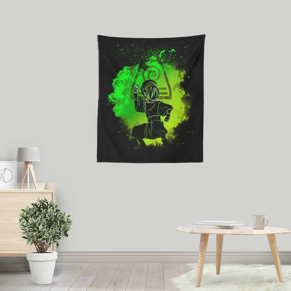 Soul of the Earth - Wall Tapestry