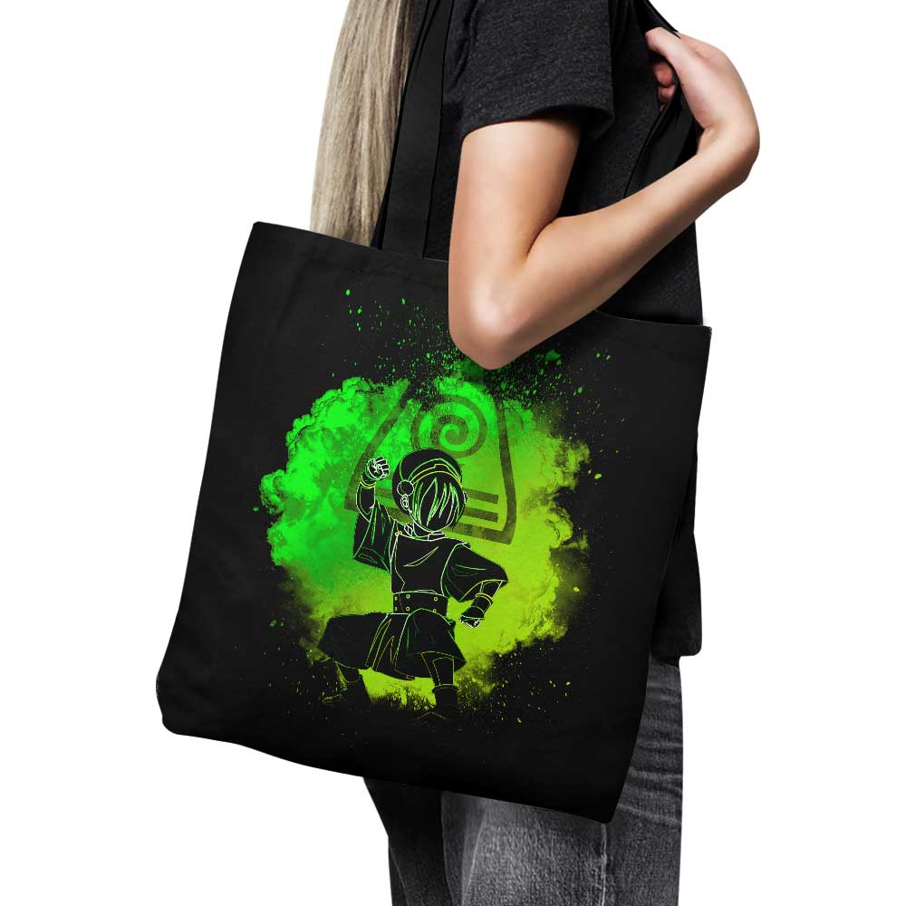 Soul of the Earth - Tote Bag