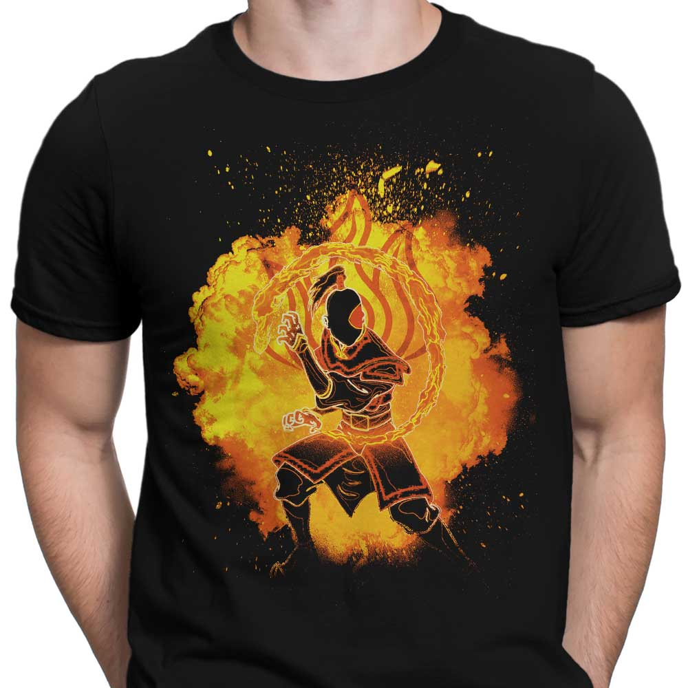 Soul of the Fire - Men's Apparel