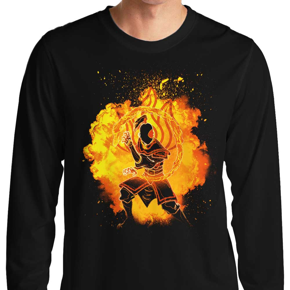 Soul of the Fire - Long Sleeve T-Shirt