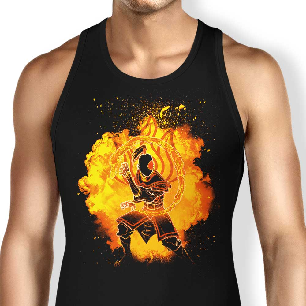 Soul of the Fire - Tank Top