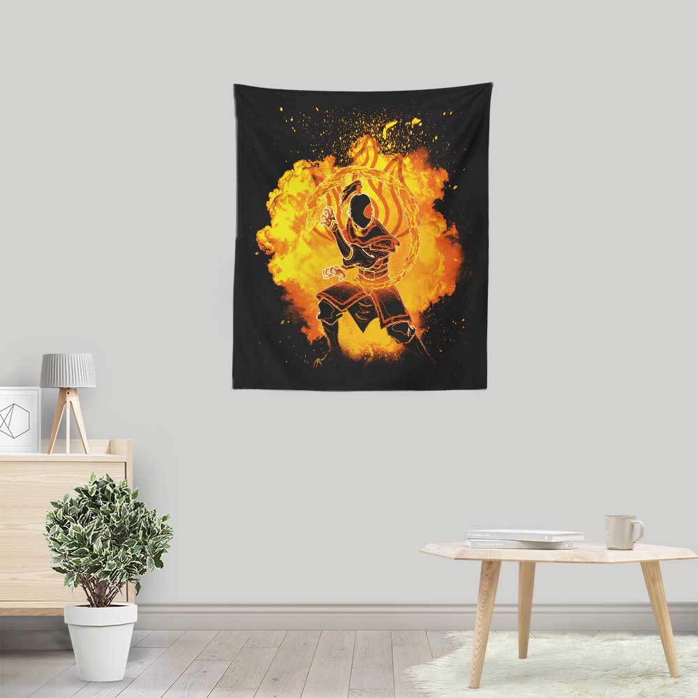 Soul of the Fire - Wall Tapestry