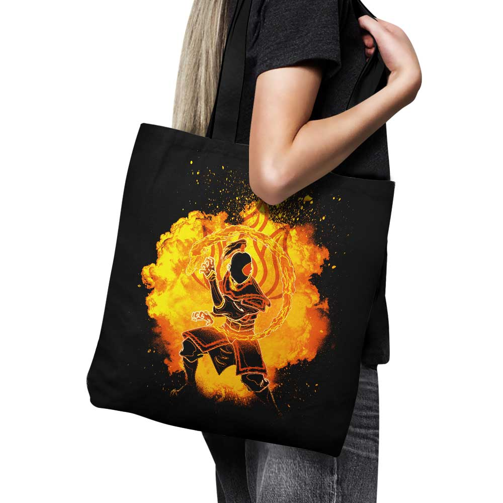 Soul of the Fire - Tote Bag