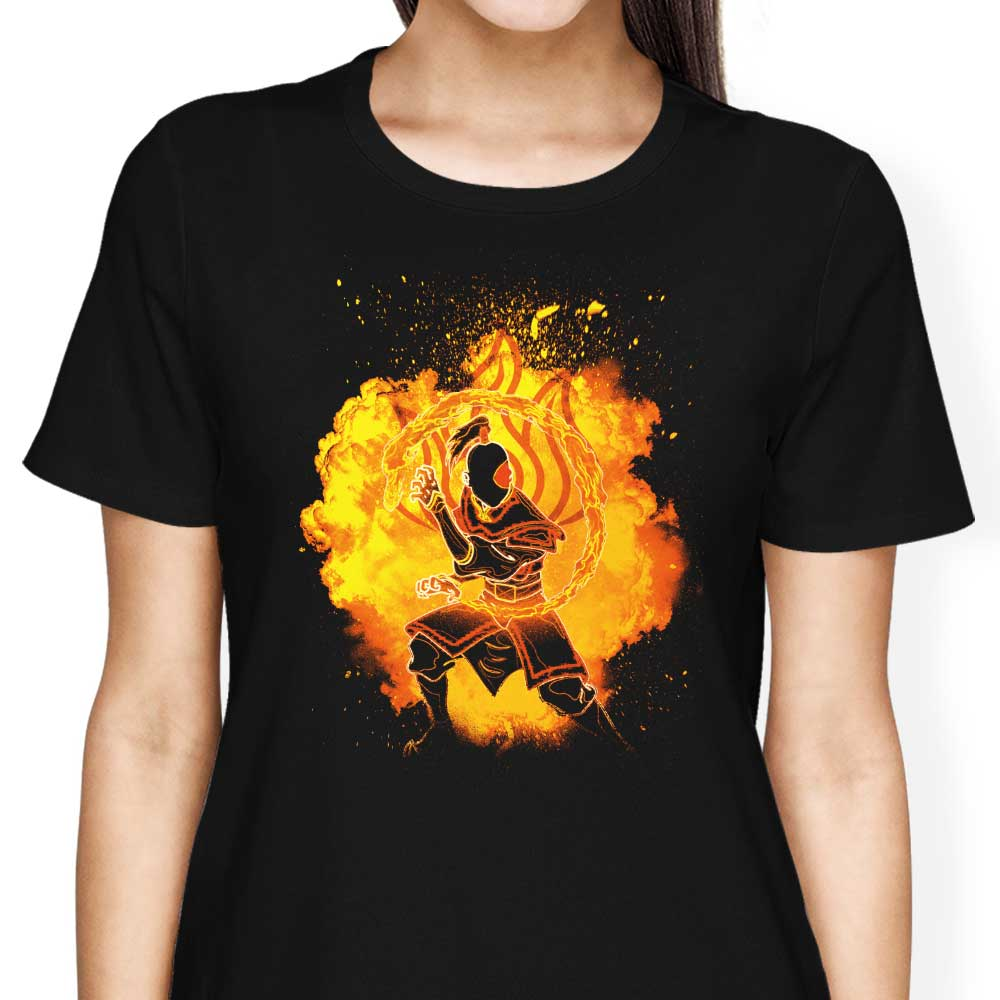 Soul of the Fire - Women's Apparel