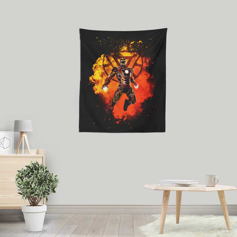 Soul of the Genius - Wall Tapestry