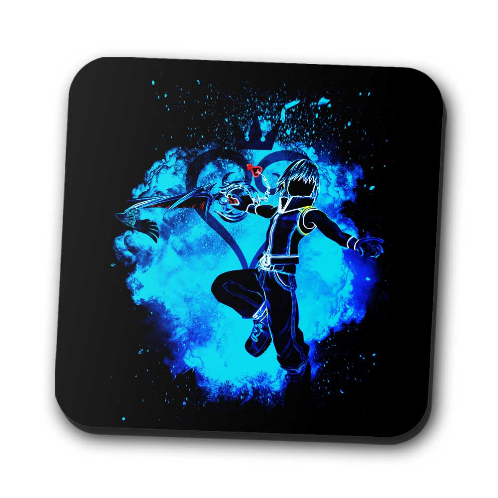 Soul of the Keyblade Master - Coasters