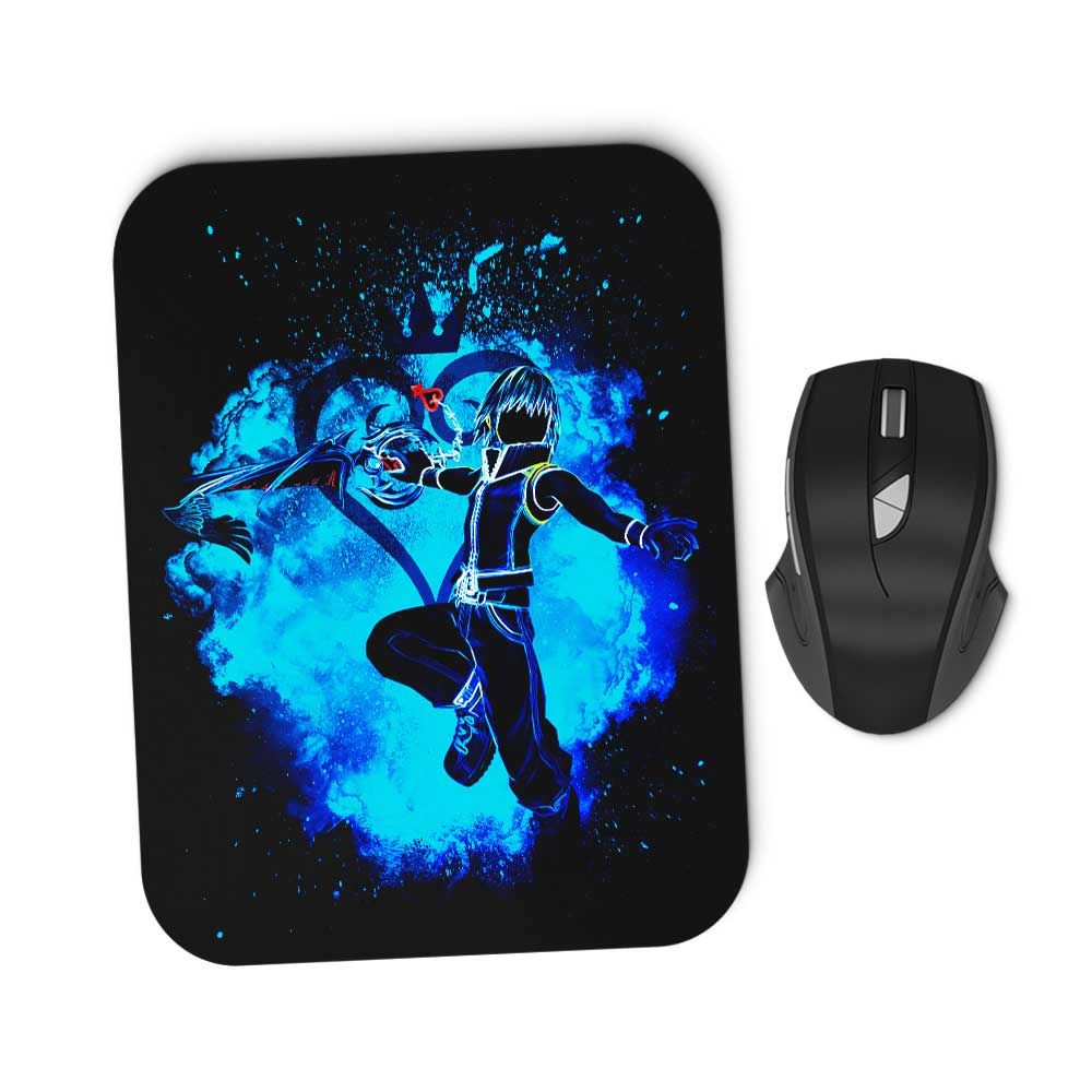 Soul of the Keyblade Master - Mousepad