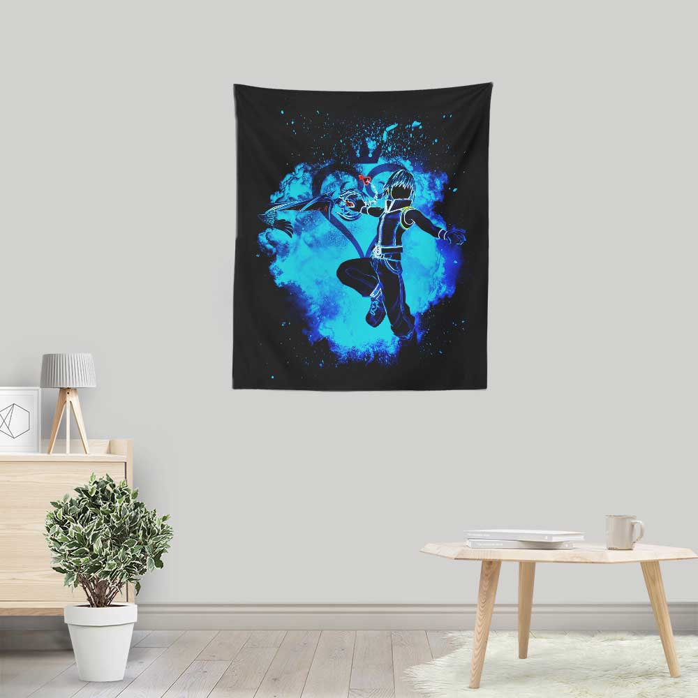 Soul of the Keyblade Master - Wall Tapestry