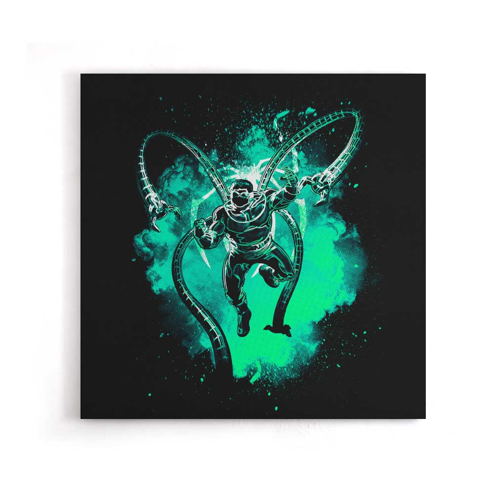 Soul of the Octopus - Canvas Print