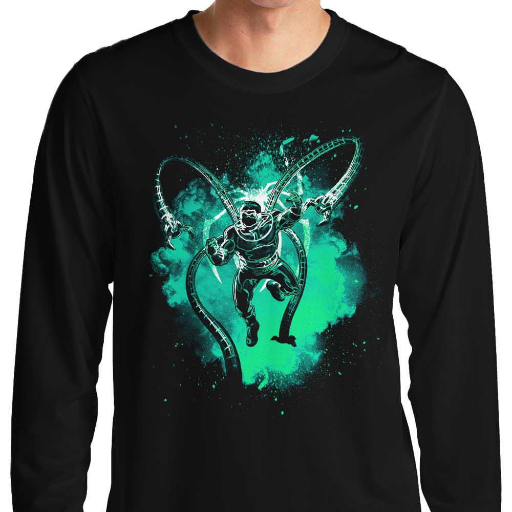 Soul of the Octopus - Long Sleeve T-Shirt