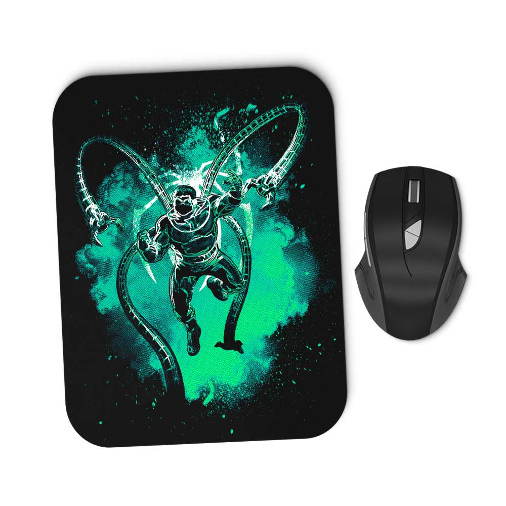 Soul of the Octopus - Mousepad
