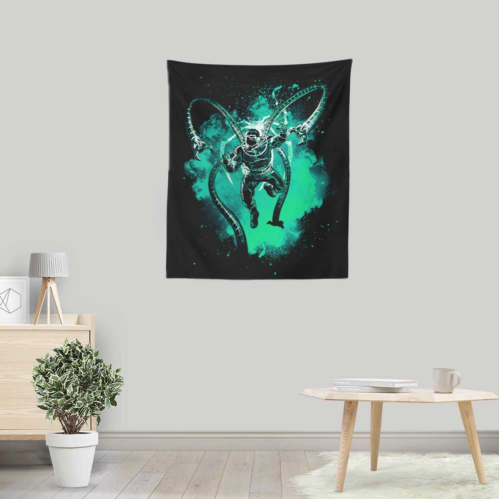 Soul of the Octopus - Wall Tapestry