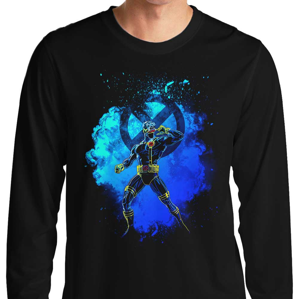 Soul of the Optic Blast - Long Sleeve T-Shirt