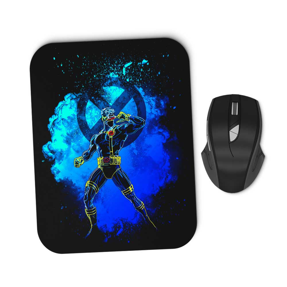 Soul of the Optic Blast - Mousepad