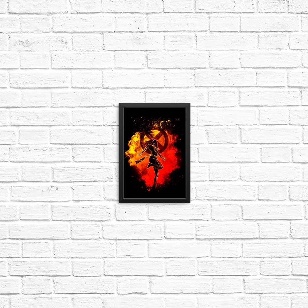 Soul of the Phoenix - Posters & Prints