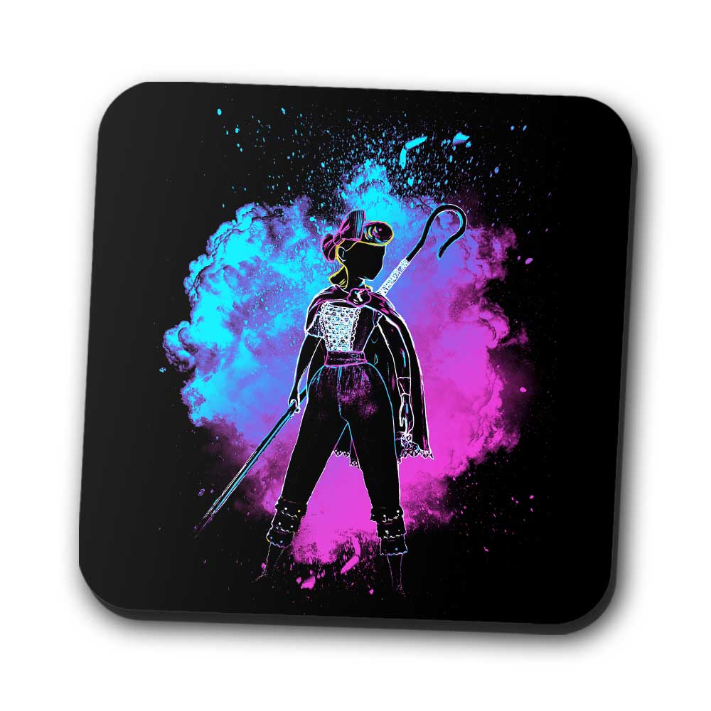 Soul of the Shepherdess - Coasters