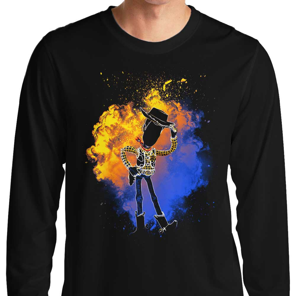 Soul of the Sheriff - Long Sleeve T-Shirt