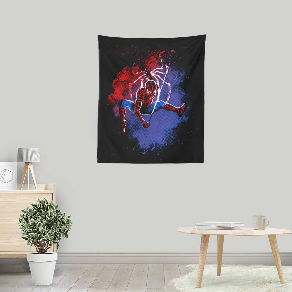 Soul of the Spider - Wall Tapestry