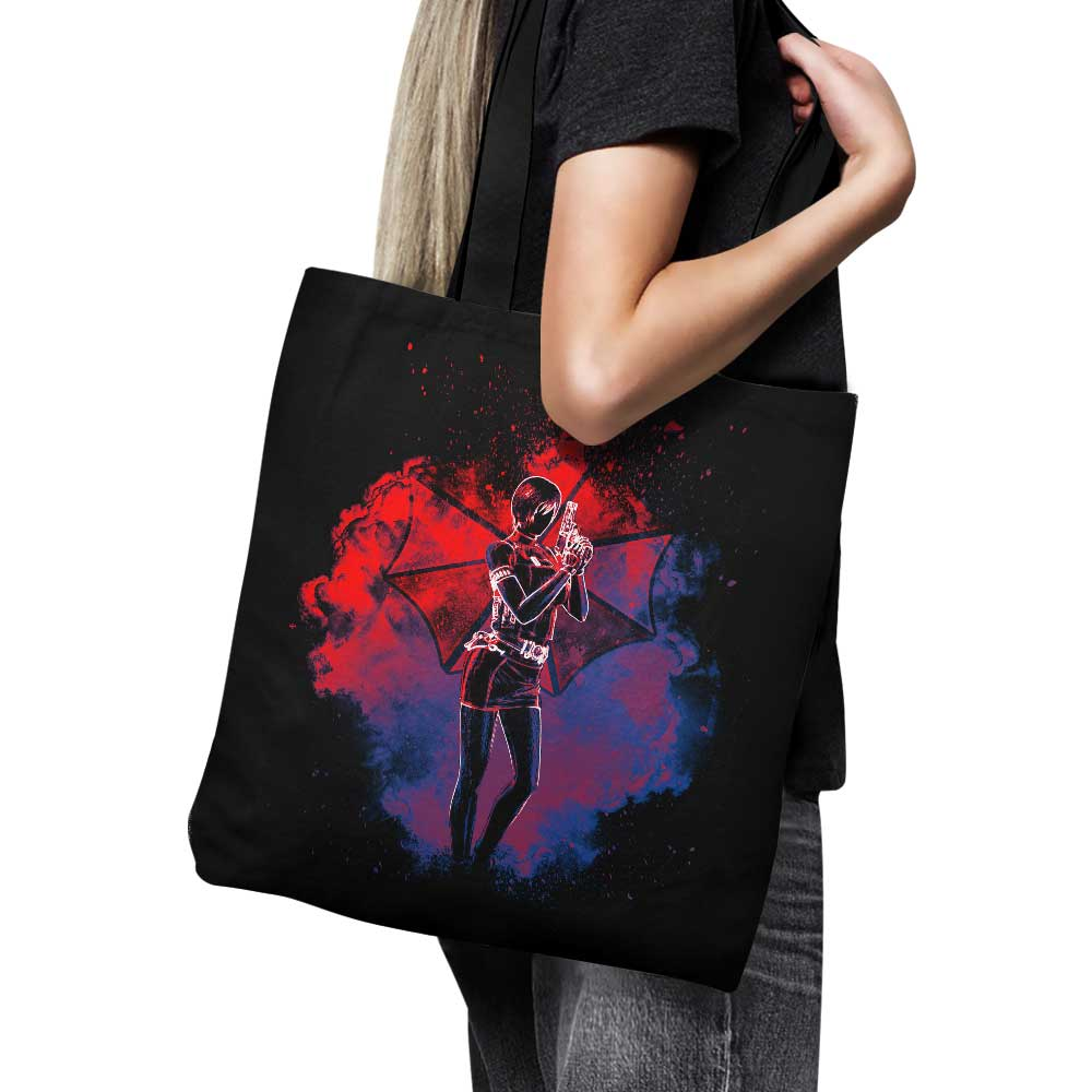 Soul of the Spy - Tote Bag