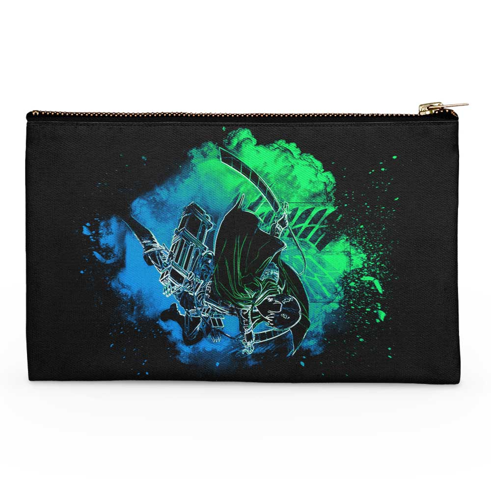 Soul of the Squad Captain - Accessory Pouch