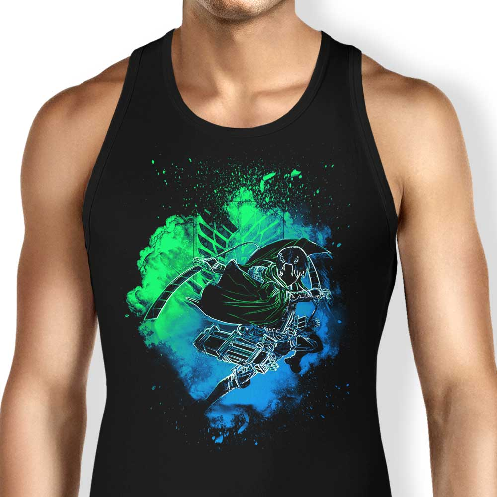 Soul of the Squad Captain - Tank Top