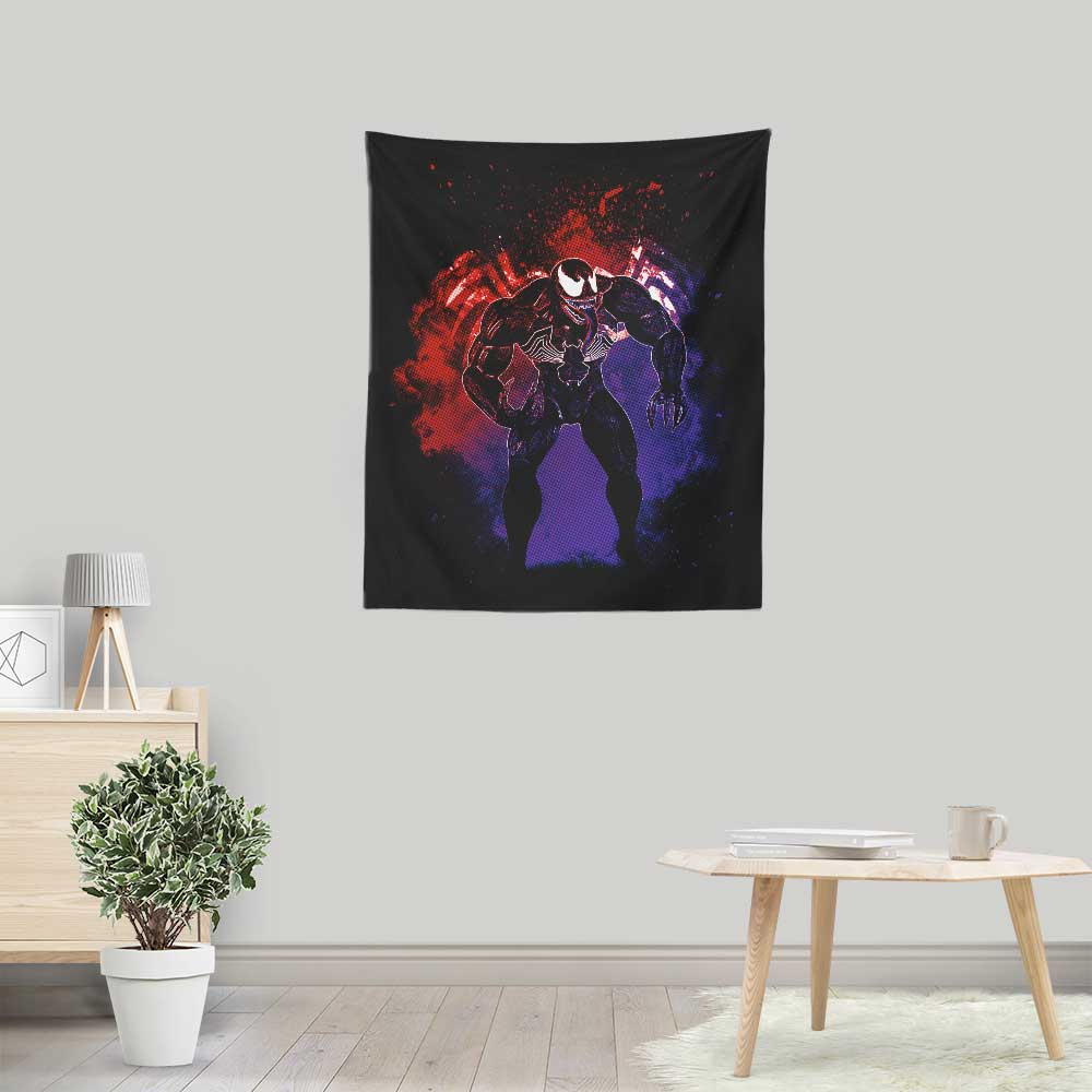 Soul of the Venom - Wall Tapestry