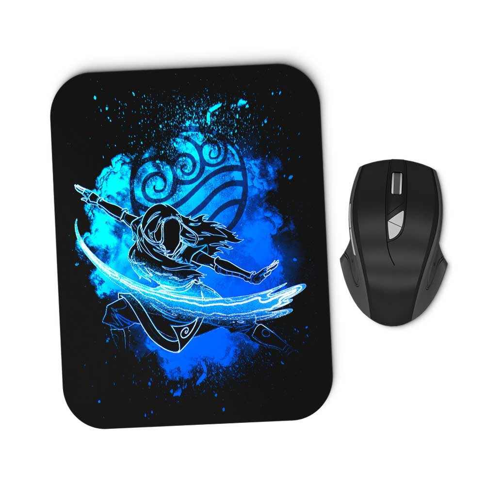 Soul of the Water - Mousepad