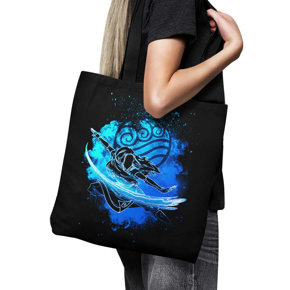 Soul of the Water - Tote Bag