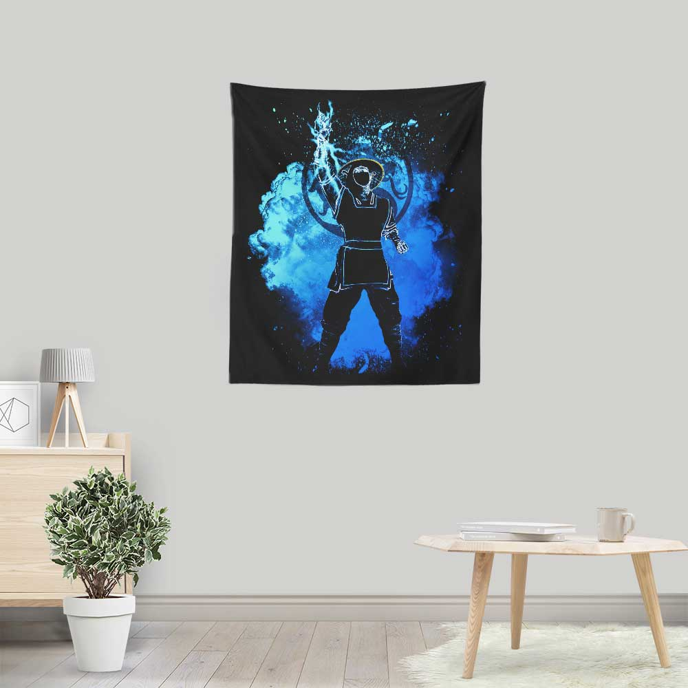 Soul of Thunder - Wall Tapestry