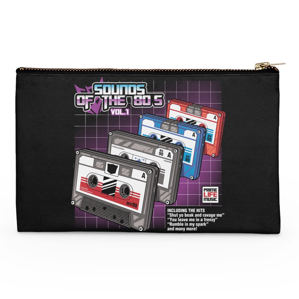 Sound of the 80's Vol. 1 - Accessory Pouch