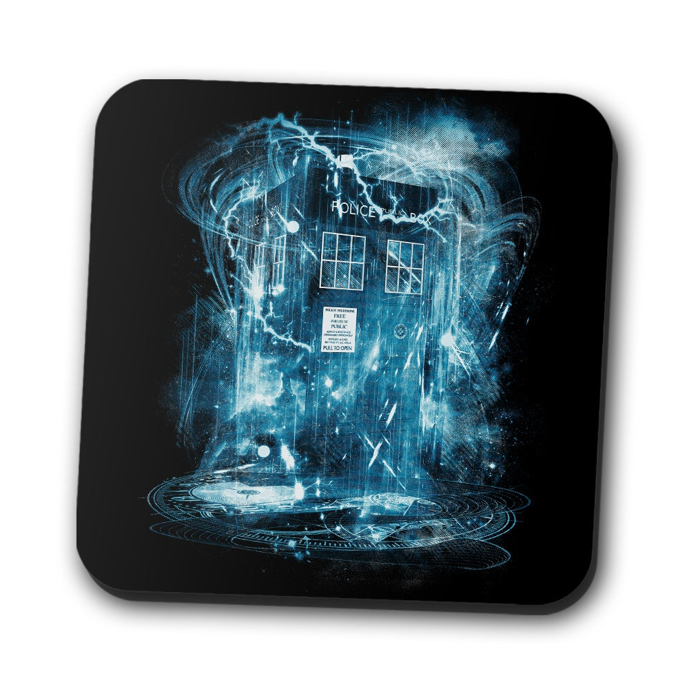 Space and Time Storm - Coasters